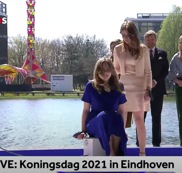 GEM-Stage featured on Koningsdag 2021 (NL)