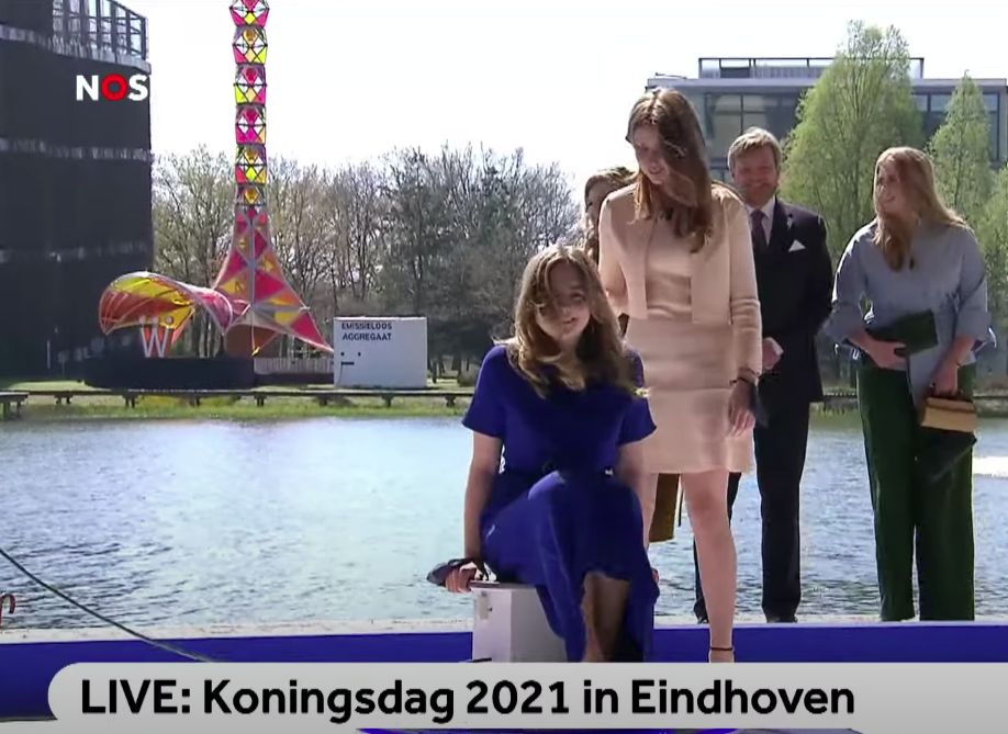 GEM-Stage featured on Koningsdag 2021 (NL)