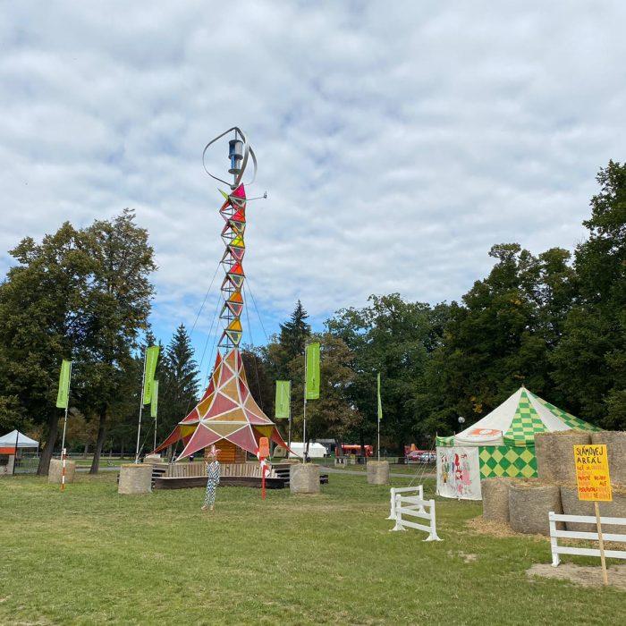 Daily GEM-Tower updates live from Praha Zari festival Prague